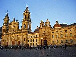 Catedral de Bogot�.