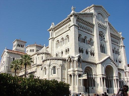 Cathédrale Notre-Dame-Immaculée, Monaco - panoramio