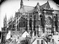 Cathédrale Notre-Dame - Abside et bras nord du transept - Reims - Médiathèque de l'architecture et du patrimoine - APMH00030379.jpg
