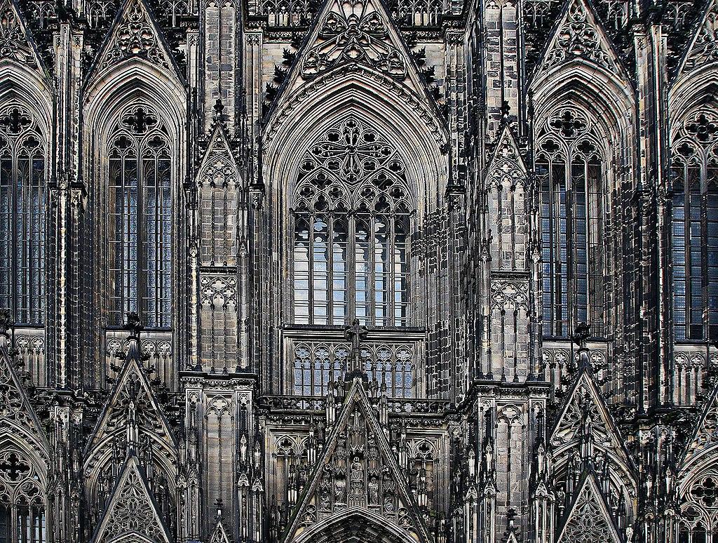 Cathedral facade (Unsplash)