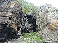 Cave on the beach - panoramio.jpg