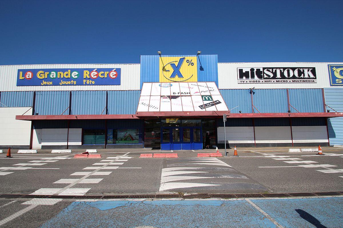 La grande r cr magasin wikip dia - Massy centre commercial ...