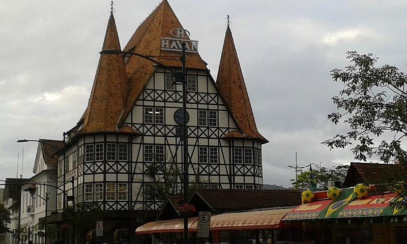 Onde ficar em Blumenau durante a Oktoberfest