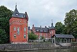 Château Bilquin-de Cartier from the North bank of the Sambre river (DSCF7729).jpg