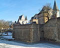 Château des ducs de Bretagne hivernal.JPG