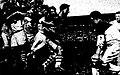 Championnat de France de rugby 1934 Bayonne - Biarritz, les biarrots obtiennent la remise en touche.jpg