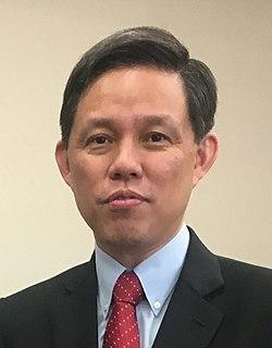 Chan Chun Sing Singaporean politician
