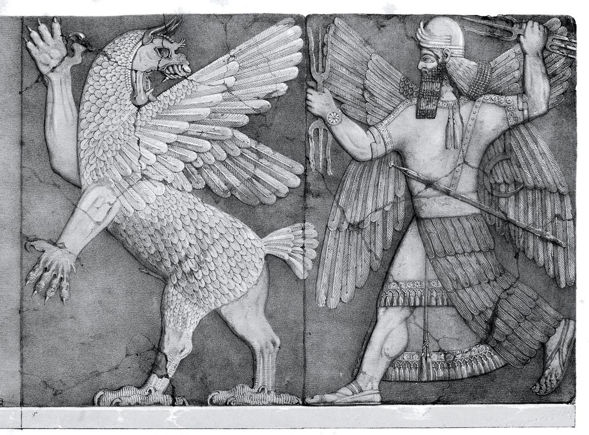 Ancient Mesopotamian religion