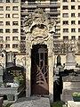 Chapelle Funéraire Famille Vrain Cimetière Ancien Vincennes 2.jpg
