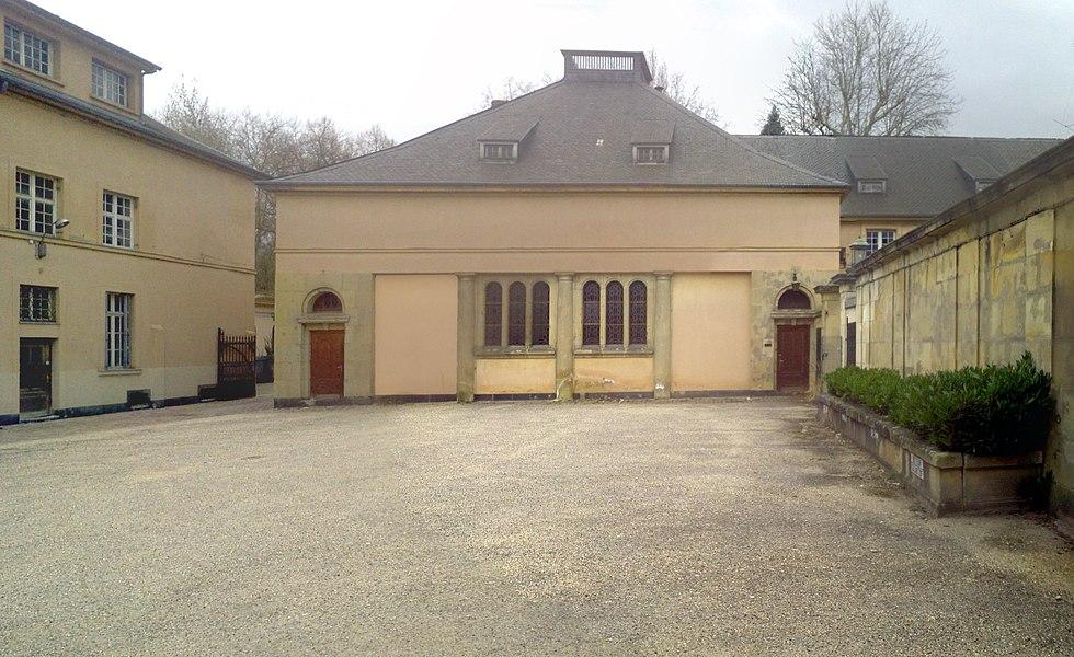 Kapelle St. Barbara Forbach