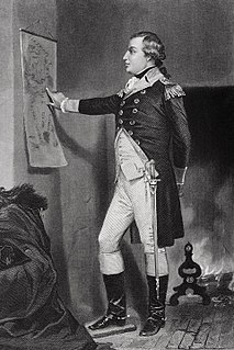 Richard Montgomery Irish-born soldier in the British Army, later in the American Continental Army
