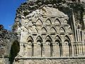 Chapter house, Wenlock Priory 3.jpg