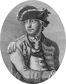 Charles Lee (general) British military diplomat and general of the Continental Army during the American War of Independence