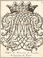 Charles Mavelot - Chiffre de Louis Antoine de Noailles.jpg