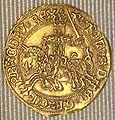 Charles VII Franc a cheval 1422 1423.jpg