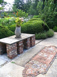 Jardin de charleston farmhouse sussex for Jardin l encyclopedie