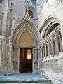 Chateau Tarascon - Porte Chapelle basse.jpg