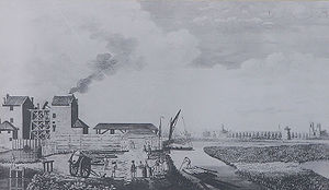 Chelsea Waterworks Company - Chelsea Waterworks, 1752.