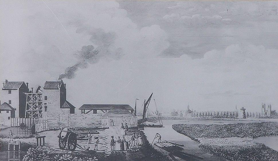 Chelsea Waterworks 1752