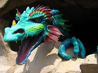 Chessington World of Adventures - Image: Chessington World of Adventures Land of the Dragons