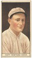 Chester Hoff, New York Highlanders, baseball card portrait LCCN2008678373.tif