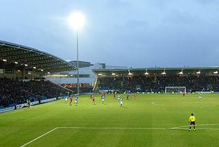 2010–11 Chesterfield F.C. season Chesterfield F.C. 2010–11 football season