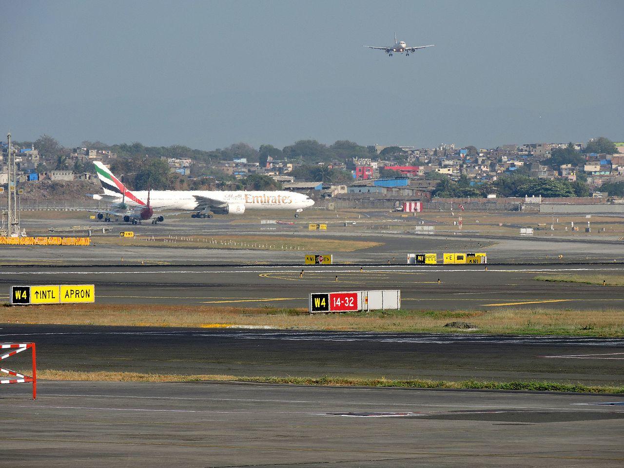 mumbai airport runway operations resume after 26 hours