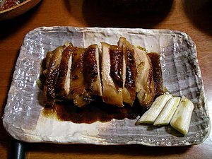 Teriyaki - Chicken teriyaki