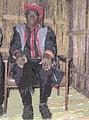 Chief Mwene Mundu Likithi, one of the Mbunda Chiefs in Zambia.jpg