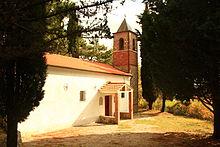 La cappella di Santa Caterina delle Ruote