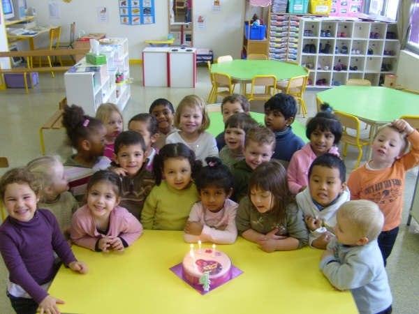 Children in a Primary Education School