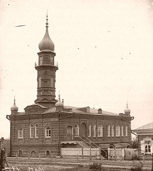 Chita, Zabaykalsky Krai - Chita Mosque