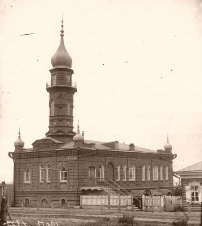 Chita Mosque