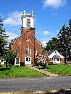 Bethlehem Green Historic District United States historic place