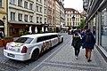 Chrysler 300 (2004) stretch limousine Prague, 2019 (01).jpg