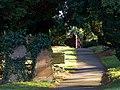 Church Path, Llangrove - geograph.org.uk - 1113220.jpg
