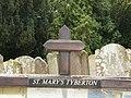 Church Sign - geograph.org.uk - 1509053.jpg