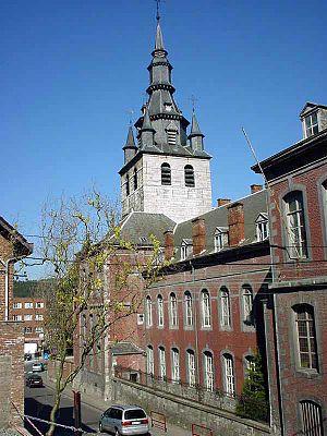 Malonne - Image: Church bell Malonne