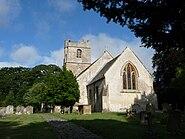Church in Clyffe Pypard 02