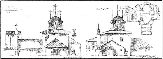 Church of Transfiguration at the Moscow Brotherly cemetery plan1.jpg