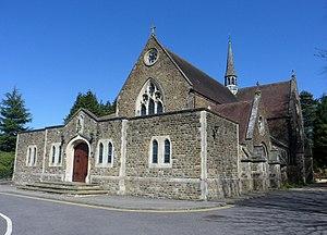 Ingress Bell - Church of the Sacred Heart, Caterham