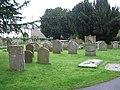 Churchyard of St. Mary the Virgin, Hay-on-Wye - geograph.org.uk - 583727.jpg