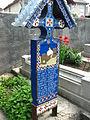 Cimitirul Vesel - Săpânța, Maramureș - detalii 03.JPG
