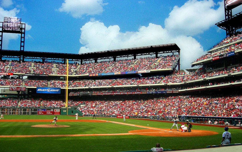 Citizens Bank Park, May 2009