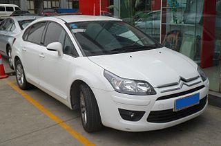 Citroën C-Triomphe Motor vehicle