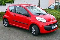 Citroën C1 thumbnail
