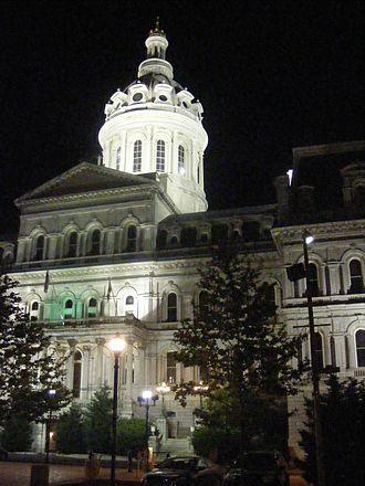 Baltimore City Hall - Image: City hall baltimore