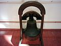 City of Adelaide ships bell in Irvine Museum.jpg