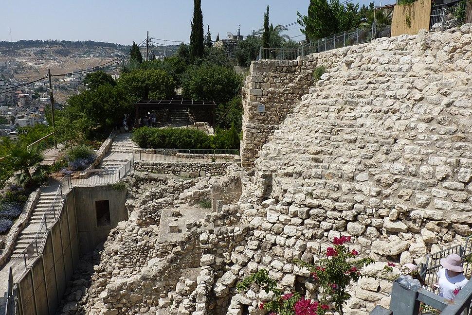City of David, Jerusalem P1110572 (5924023472)