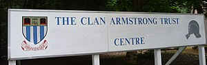 Langholm - The Clan Armstrong Trust Centre